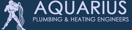 Aquarius Plumbing and Heating - Logo